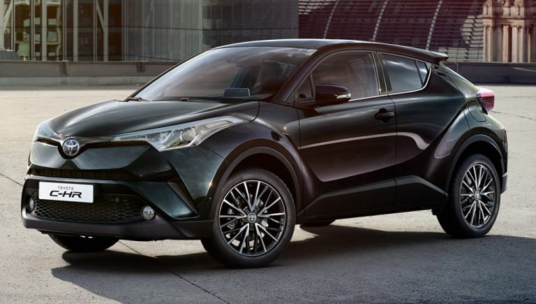 TOYOTA C-HR IBRIDA [SCONTO STOCK]